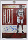 KARL ANTHONY TOWNS 2015-16 PANINI NBA HOOPS HOT SIGNATURES RC ROOKIE AUTO