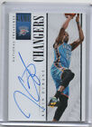 2013-14 National Treasures Kevin Durant - On Card Auto Game Changers GC-KD 55 60