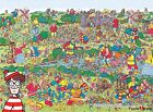 Puzzlelife JIGSAW Puzzle 300pcs Where's Wally Giants Hobby DIY Decoration Gift