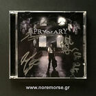 PRYMARY - PRYMARY S/T CD ORG US PRIVATE 2002 PROG METAL AUTOGRAPHED RARE OOP NEW