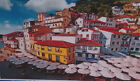 LOT OF 500 PIECES PUZZLEBUG PUZZLES COLORFUL HOUSES,SPAIN JIGSAW PUZZLE.......