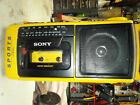 VTG 80S SONY SPORTS WATER RESISTANT STEREO CASSETTE PLAYER BOOMBOX