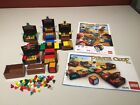 Lego Pirate Code Game (3840)-Large Lot Of Gems, 5 Treasure Chests