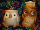 Wise Owl Japan Antique