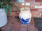 Butter Churn ..RARE D B Stories Pottery Company