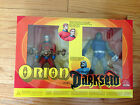 DC DIRECT Orion And Darkseid Deluxe Action Figure Set