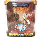 DC Universe Classics New Gods- Orion and Lightray