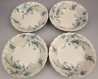 Myott Staffordshire china Forget-Me-Not coupe fruit or dessert bowls 4
