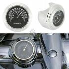 Handlebar Mount Thermometer For Harley Davidson Heritage Softail Classic FLSTC