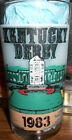 Kentucky Derby 1983 souvenir Derby Mint Julep Glass