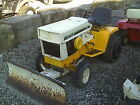 International Harvester Cub Cadet Model 109 Hydrostatic 10 HP Kohler Engine