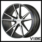 20 ZENETTI VENICE MACHINED CONCAVE WHEELS RIMS FITS LEXUS SC430