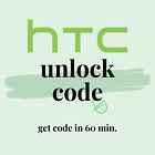 Unlock code for HTC Sensation 4G One M7 M8 Radar 4G Windows Phone 8X T Mobile