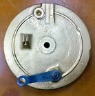 Vintage motocross CZ 125 250 380 wheel magnesium front brake plate 980 981 984