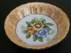 vintage hand painted porcelain lusterware bowl TRICO Japan 1920's 1930's