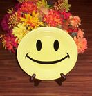 Fiesta ®Ware SUNFLOWER SMILEY LUNCHEON PLATE 9
