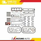 Full Gasket Set Head Bolts Fit 88 91 Toyota Geo Chevrolet 16 4AGE 4AGELC