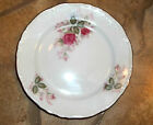Harmony House Eugenie Rose bread salad plates 6.5 inches 11 plates perfect