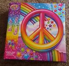 NEW PEACE RAINBOW LISA FRANK 48 PIECE PUZZLE
