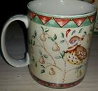 *Set of 8* 222 Fifth - Twelve Days of Christmas Mugs ~See description ~