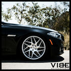 19 BLAQUE DIAMOND BD3 SILVER CONCAVE WHEELS RIMS FITS PONTIAC G8 GT