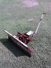 SEARS SUBURBAN GARDEN TRACTOR 42 WIDE SNOW PLOW PUSH BLADE