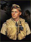 1/10 Young Miniatures Luftwaffe Pilot Nth Africa WWII Unpainted Resin Kit YM1846