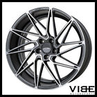 19 ACE DRIVEN MACHINED CONCAVE WHEELS RIMS FITS LEXUS LS430