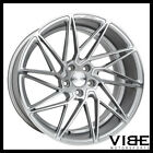 19 ACE DRIVEN 19X85 SILVER CONCAVE WHEELS RIMS FITS ACURA TL