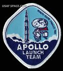 SNOOPY APOLLO LAUNCH TEAM NASA SPACE PATCH MINT CONDITION