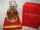 Vintage.L'INTERDIT Pure Parfum Givenchy 1 Oz Perfume in Red Presentation Box