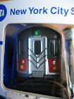 MTA NEW YORK CITY SUBWAY CAR #6 -AUTHENTIC MARKINGS-DIECAST METAL-NEW IN BOX