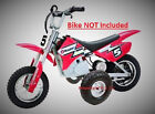 ONE SET OF RAZOR MX 400  350 TRAINING WHEELS MX350 ELECTRIC BIKE