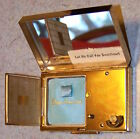 Vintage Elgin American Music Box Powder Compact * Let Me Call You Sweetheart