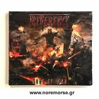 REVERENCE - GODS OF WAR, CD [DIGIPAK] RAZAR ICE RECORDS 2015 POWER NEW SEALED