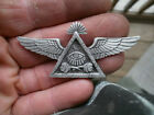 ladys widow's sons,freemasons, harley masonic bikers vest pin
