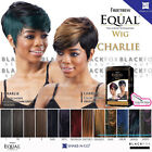 CHARLIE FREETRESS EQUAL SYNTHETIC HAIR WIG SHORT STRAIGHT