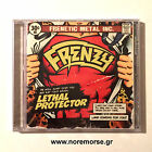 FRENZY - LETHAL PROTECTOR, CD 2016 LTD 500 EX-STEEL HORSE HEAVY NEW SEALED