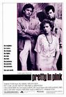 PRETTY IN PINK Movie Poster Licensed NEW USA 27x40 Theater Size John Hughes
