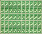 1947 FLORIDA EVERGLADES 952 Full Mint MNH Sheet of 50 Postage Stamps