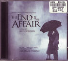 End of the Affair soundtrack CD Michael Nyman (1999)