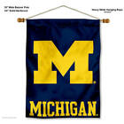 Michigan Wolverines Wall Hanging Banner