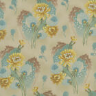 Maison Bleu by Robyn Pandolph Cotton Quilt Fabric RJR Floral Cotton  BFab