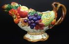 Fitz and Floyd Autumn Bounty Gravy Boat Discontinued Piece FF