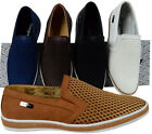 MEN EVERGREEN SLIP ON SHOES LOAFERS DRESS CAUSAL SHOES MAN MADE MEDIUM DM NEW