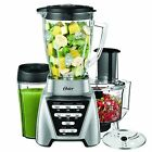 Oster Pro 1200 Blender PLUS Food Processor and Personal Blending Cup BLSTMB-C...