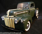 Danbury Mint 1942 Ford 21C Half-Ton Pickup 1:24 Village Green Title Papers Box
