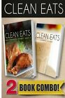 Your Favorite Foods Part 1 and Vitamix Recipes 2 Book Combo Clean Eats