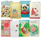 Childrens Birthday Cards Value Pack of 24