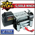 12500 LB WINCH WATERPROOF 12000 lbs WIRELESS W SNATCHBLOCK FOR JEEP